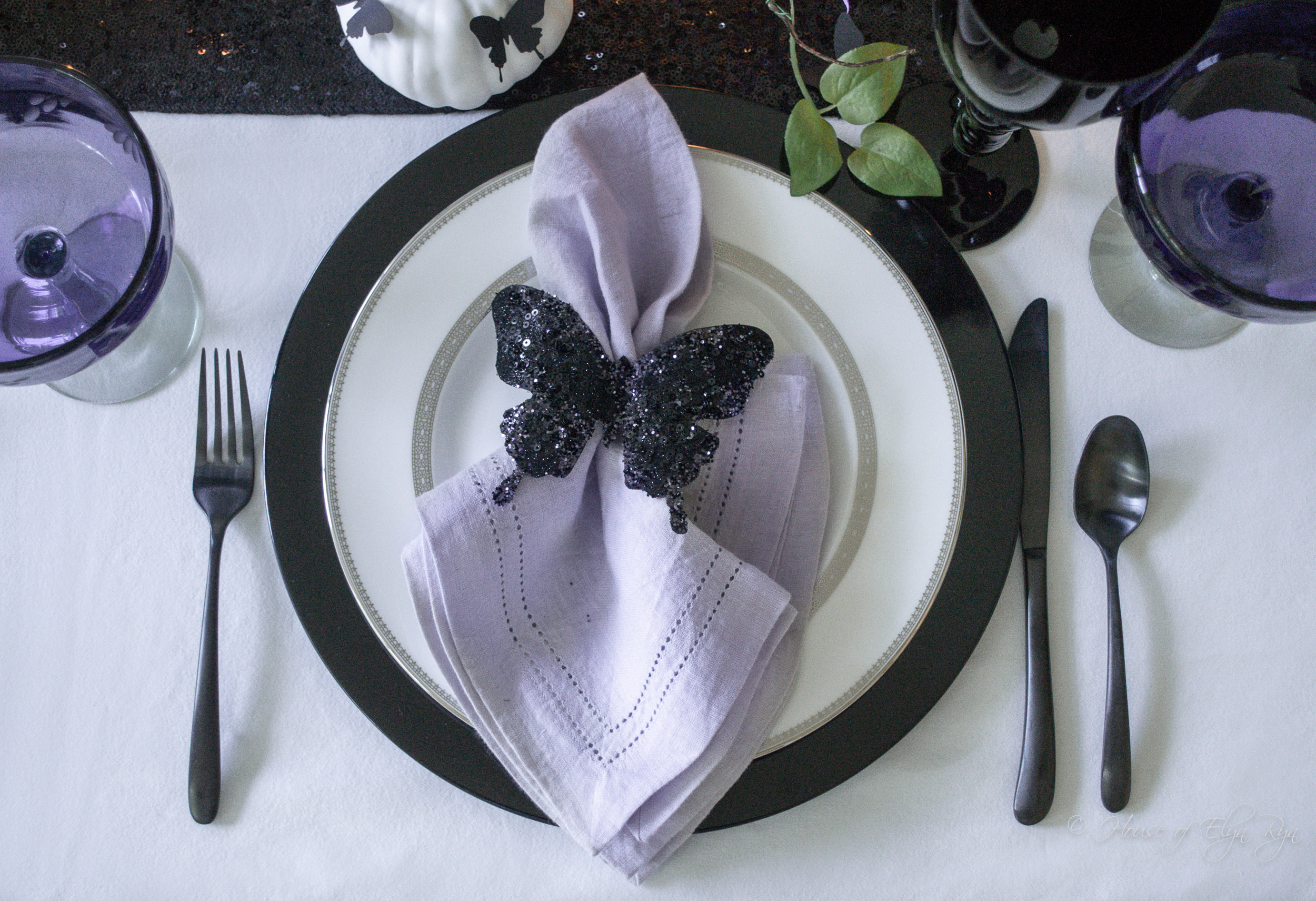 How To Make Butterfly Napkin Rings The House Of Elyn Ryn